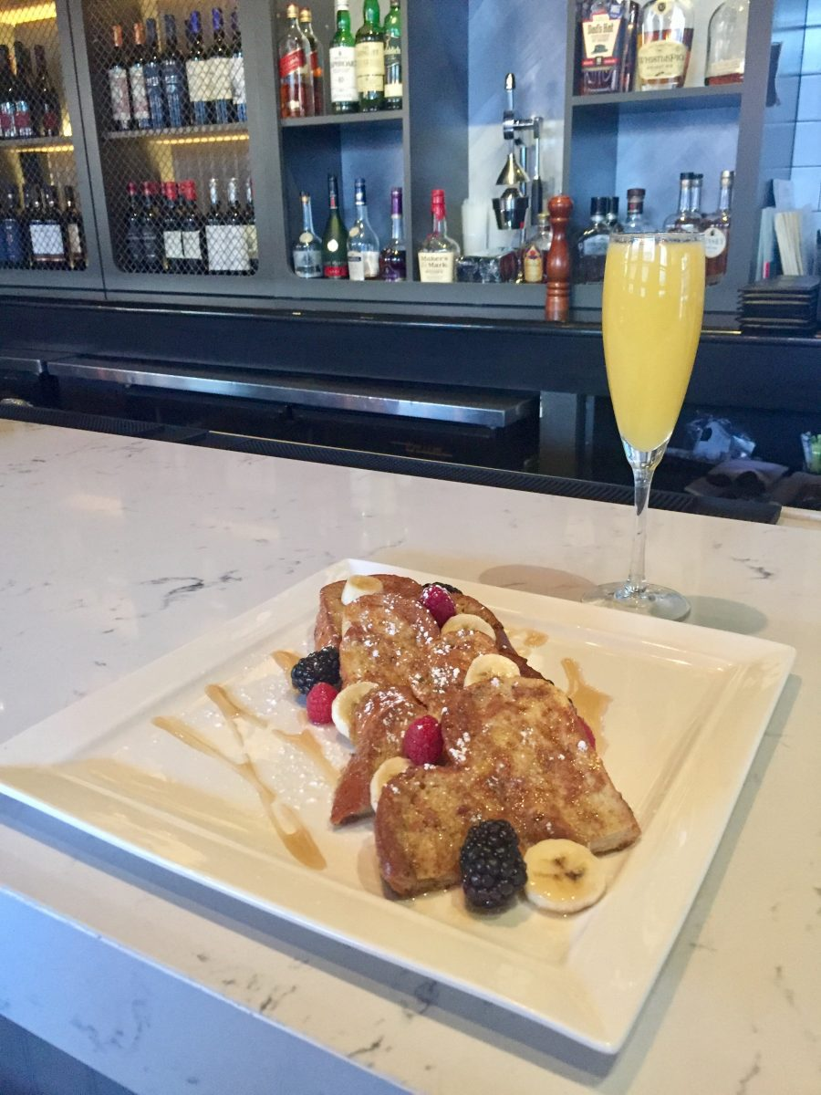 Saturday & Sunday Brunch at James in Center City
